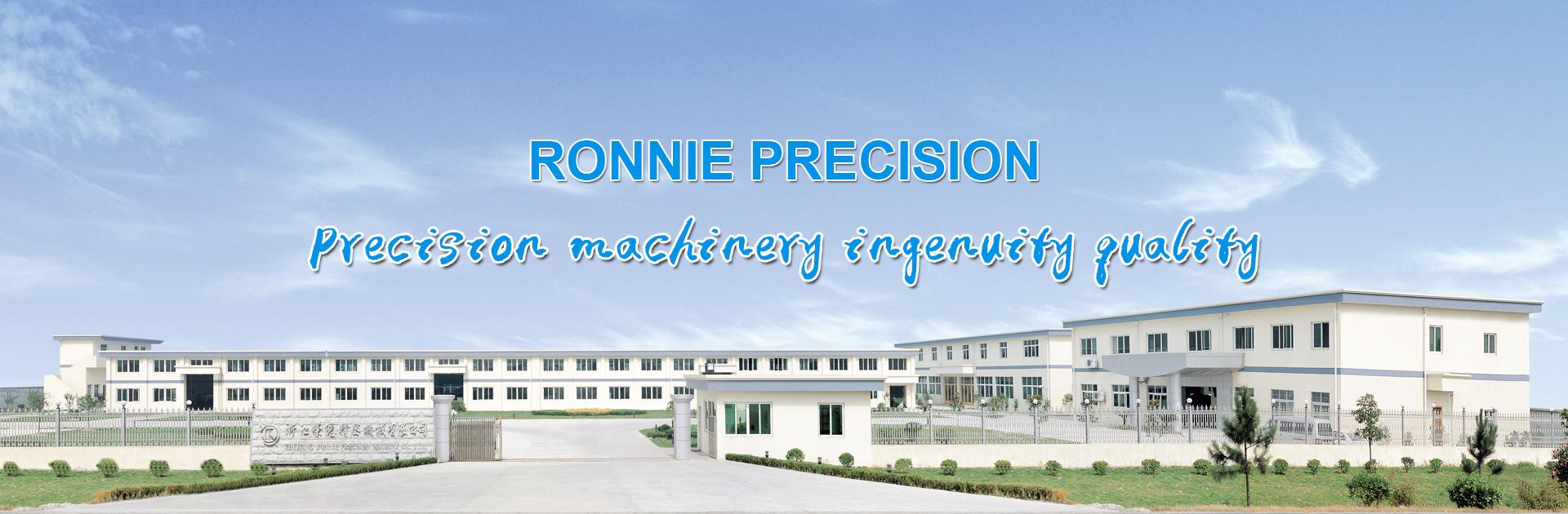 Precision machinery manufacturing