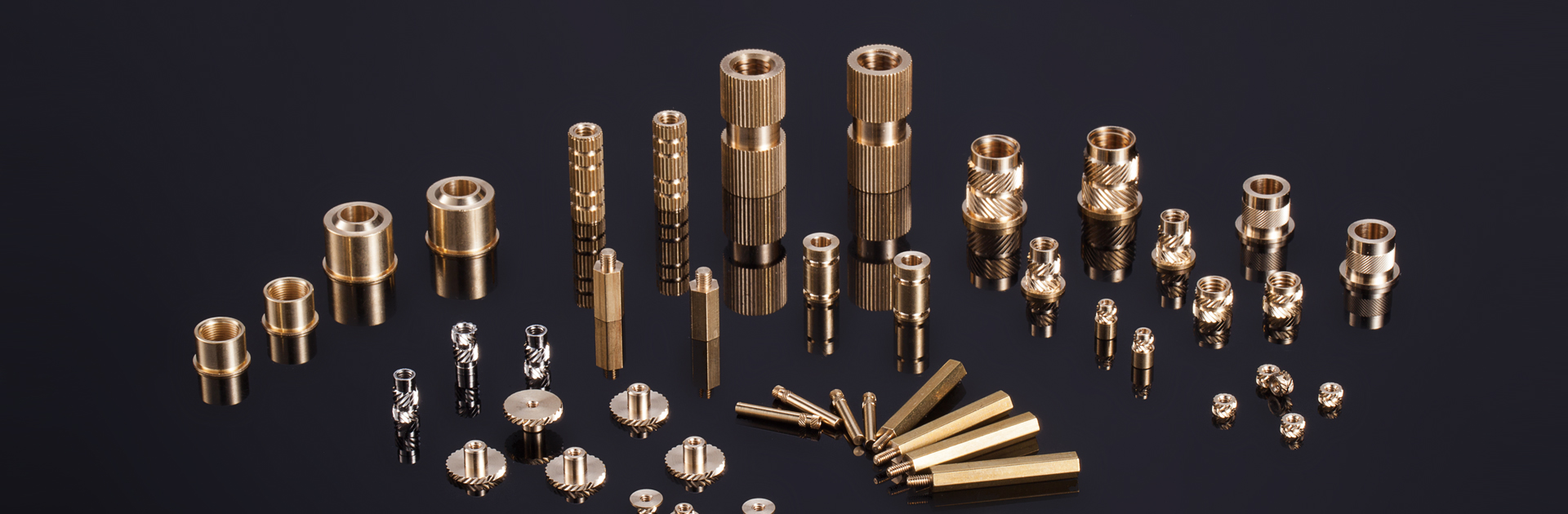 Precision nut manufacturing